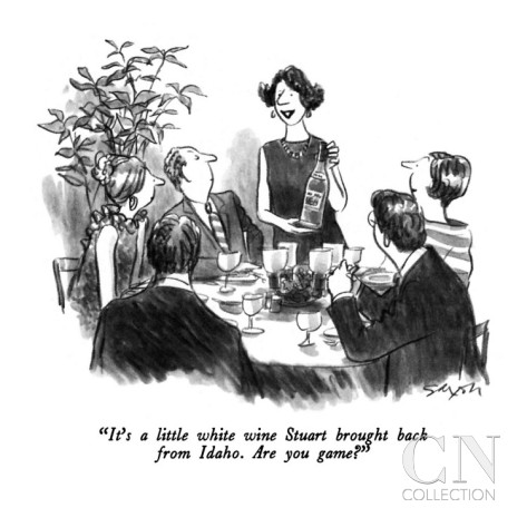 charles-saxon-it-s-a-little-white-wine-stuart-brought-back-from-idaho-are-you-game-new-yorker-cartoon